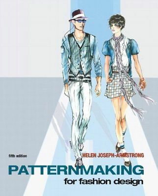 |E-Version| Patternmaking for Fashion Design Fifth Edition by Helen Joseph