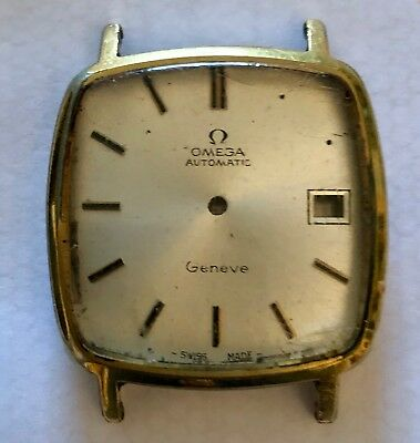 Omega Geneve Watch Case for a 1010 Automatic movement
