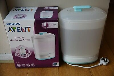 Phillips Avent 2 in 1 Electric Steam Steriliser - Good condition