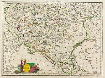 Carte Europe Charles Quint.1812 2 Cartes Anciennes Europe Charles Quint 1789 Malte Brun