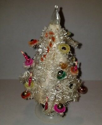 Vintage Battery Operated Wee Willy Winky Christmas Tree Decoration Japan