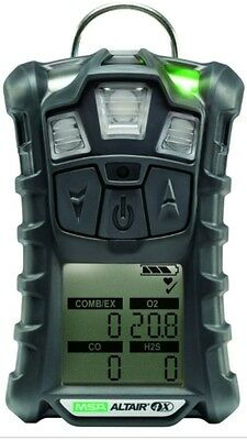 MSA Altair 4X (10110715) Multi-Gas Detector Complete With Certificate