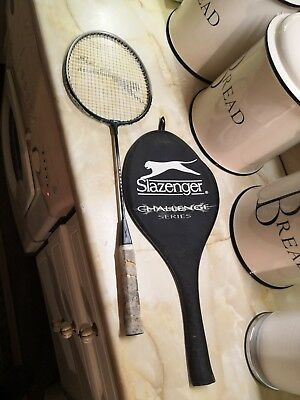 Badminton Racket Slazenger Panther Cup used condition