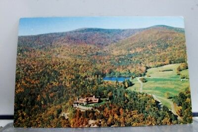 New Hampshire NH Moultonboro Castle in the Clouds Postcard Old Vintage Card View