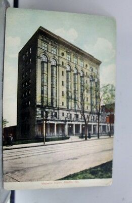 Georgia GA Atlanta Majestic Hotel Postcard Old Vintage Card View Standard Post