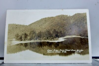 West Virginia WV Dawson Cheat River Bridge Postcard Old Vintage Card View Post