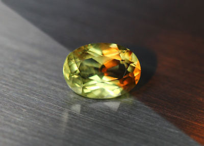 2.27 Cts_Amazing Gem Miracle Collection_100%natural Color Change Diaspore_Turkey