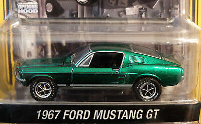 Greenlight 1:64 Muscle Car Garage Limited Edition S5 1967 Ford Mustang GT