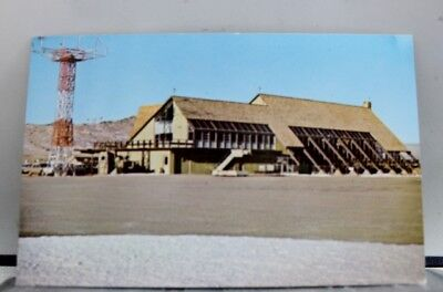 Montana MT Silver Bow Airport Butte Postcard Old Vintage Card View Standard Post