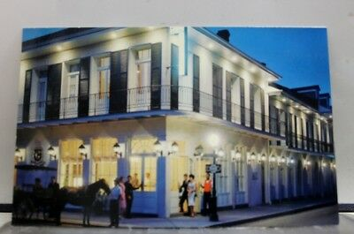 Louisiana LA Chateau Motor Hotel New Orleans Postcard Old Vintage Card View Post