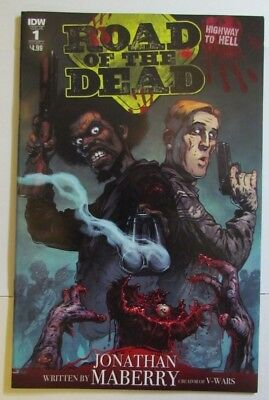 Road of the Dead #1 IDW Publishing