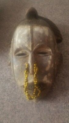 African mask from Nigeria
