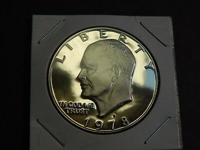 1978 Proof Eisenhower Dollar ***LOOK***