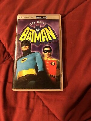 Batman: The Movie (UMD, 2005) For Sony PSP