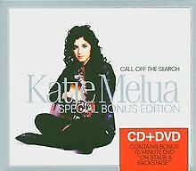 Call Off The Search (Deluxe Edition CD+DVD) von Melua,Katie | CD | Zustand gut