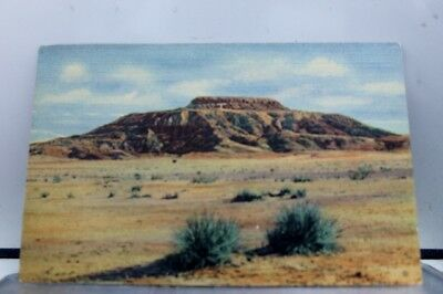 New Mexico NM Tucumcari Mountain Postcard Old Vintage Card View Standard Post PC