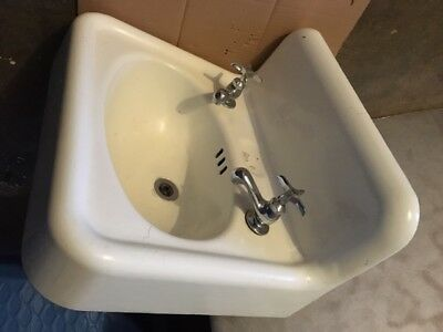 1920's American Standard bathroom sink