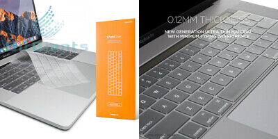 UPPERCASE GhostCover Premium Ultra Thin Keyboard Protector for MacBook Pro...