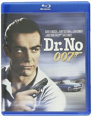 Dr. No (Blu-ray, 1962) NEW