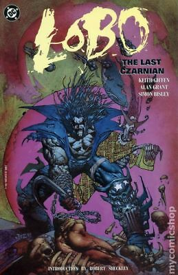 Lobo The Last Czarnian TPB (DC) #1-REP 1991 VF Stock Image