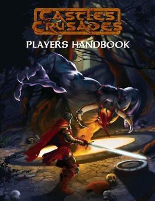 Troll Lord Castles & Crus Castles & Crusades Players Handbook (7th Prin HC MINT