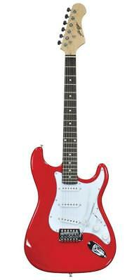 Standard Guitar Kit with 20W Amplifier - Red - JOHNNY BROOK