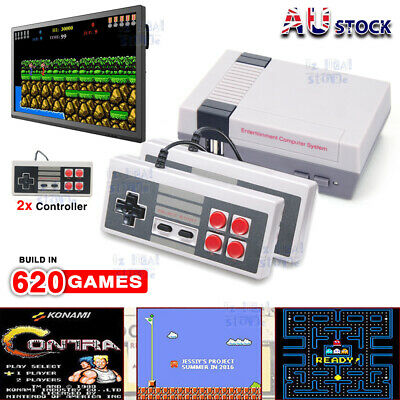 620 in 1 games Classic Mini Console for NES Retro with Gamepads For SNES NES