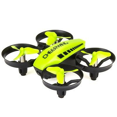 Cheerwing CW10 Mini Drone for Kids Wifi FPV Drone with Camera Remote Control Qua