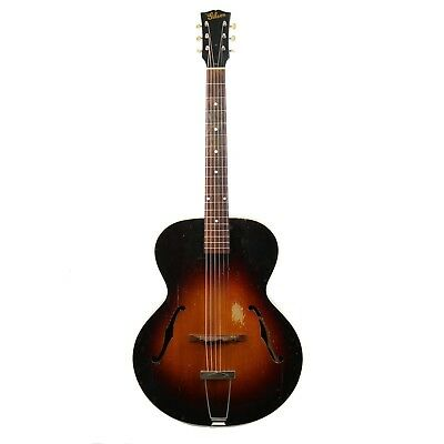 Gibson L 48 acoustic guitar 1946 look and sound