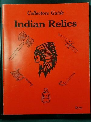 1977 INDIAN RELICS Collectors Guide 60 pages