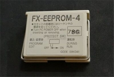 1Pcs Used FX-EEPROM-4 Mitsubishi Plc Programmable Controller Card it