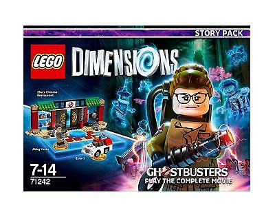 LEGO Dimensions - Story Pack - New Ghostbusters (Lagerspuren an Verpackung!)