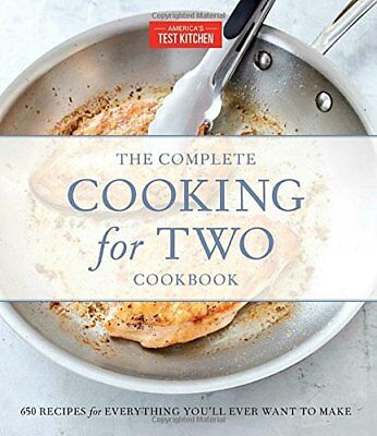 The Complete Cooking for Two Cookbook: 650 Recipes for Everything - EPUB