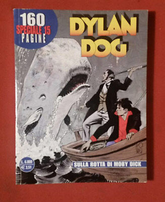 Dylan Dog Speciale n° 15 - Sulla rotta di Moby Dick