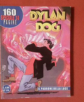 Dylan Dog Speciale n° 14 - Il padrone della luce