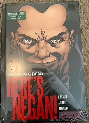 The Walking Dead: Here's Negan (B&N Exclusive Edition)