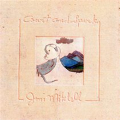 Joni Mitchell-Court and Spark (UK IMPORT) VINYL NEW