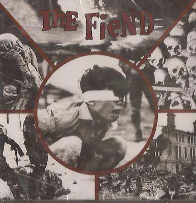 The Fiend - Greed Power Religion War (CD) NEW/SEALED