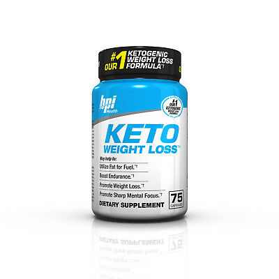 Bpi Keto Weight Loss Utilise fat for fuel Lose Weight Non Stim Caffiene Free