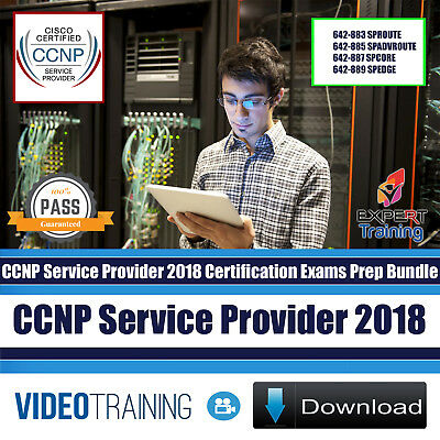 CCNP Service Provider 2018 Exams 85 Hours video Courses Bundle Pack DOWNLOAD