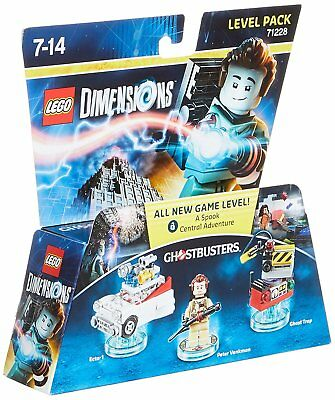 LEGO Dimensions - Level Pack - Ghost Busters (Lagerspuren an Verpackung!)