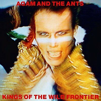 Adam And The Ants-Kings Of The Wild Frontier (UK IMPORT) CD NEW