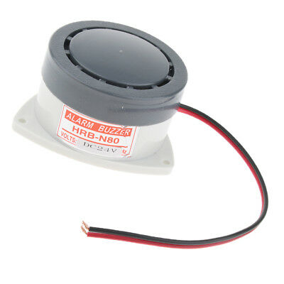 24V 95dB Loud Security Sound Alarm Speaker Siren for Industrial and Home Use