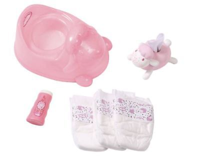 Baby Annabell Doll Potty Toilet Training Set