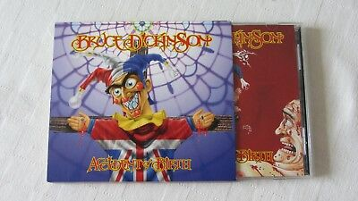 Bruce Dickinson * Accident Of Birth * Deluxe * 2 CD * (Top Zustand) * 2005 *