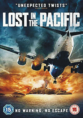 Lost in the Pacific DVD (2018) Brandon Routh / Watched only once / Low price