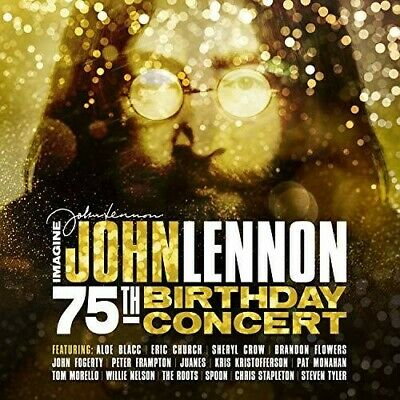 Various Artists - Imagine: John Lennon 75th Birthday Concert [New CD] With DVD,