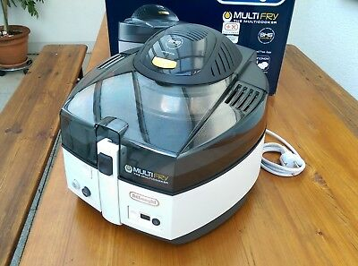DeLonghi Fritteuse MultiFry FH 1163/1