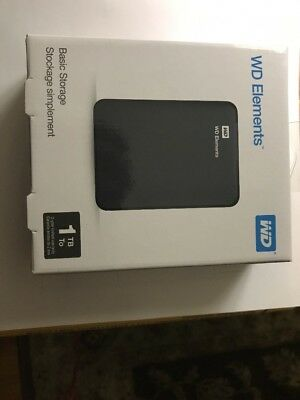 Western Digital WD Elements 1TB