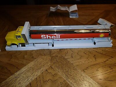 Shell toy tanker truck - limited edition - Serial # 00840 - (Hess Collectors?)
